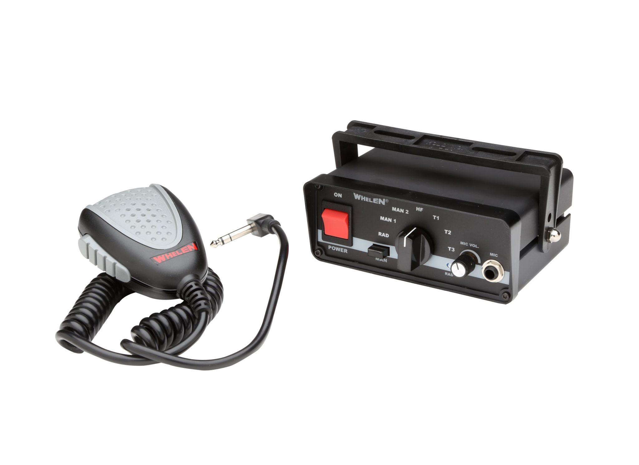 WHELEN 295HFSA6 200 WATT SIREN AMPLIFIER w//harness Police Car Take-out equipment
