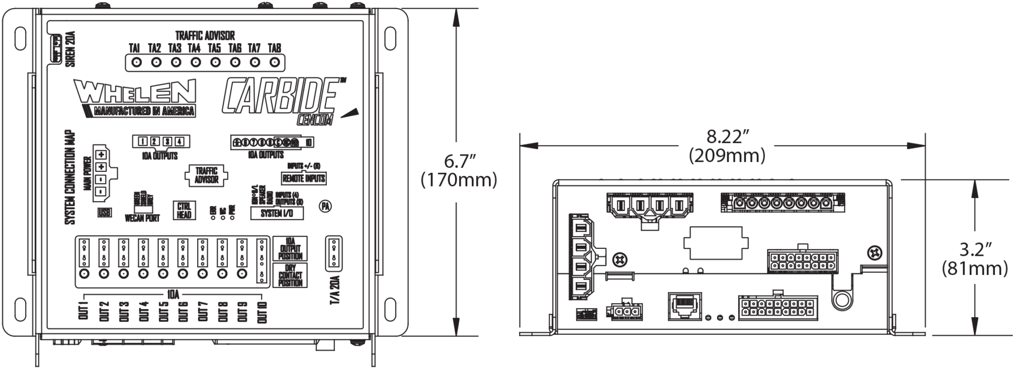 Whelen Cen Com Wiring Diagram